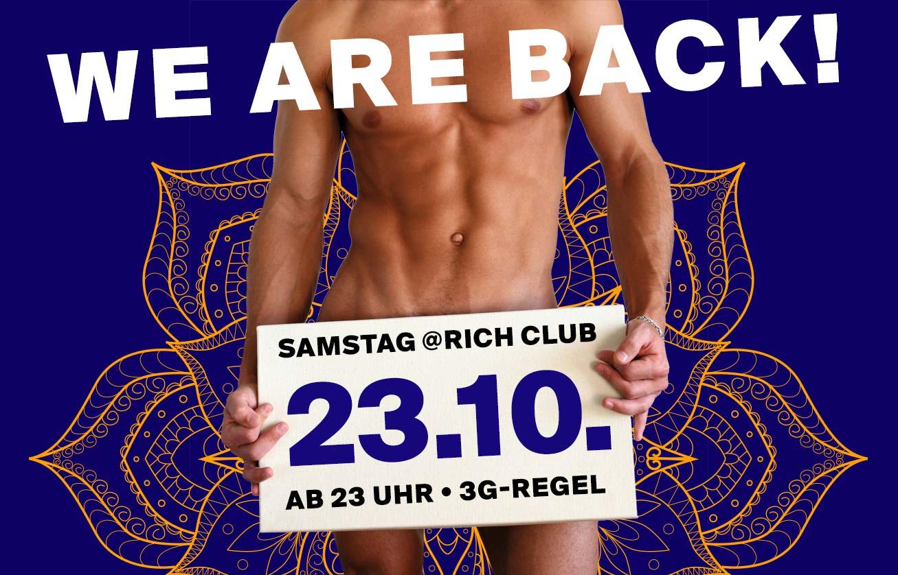 HomOriental @Rich Club Cologne – 23.10.2021